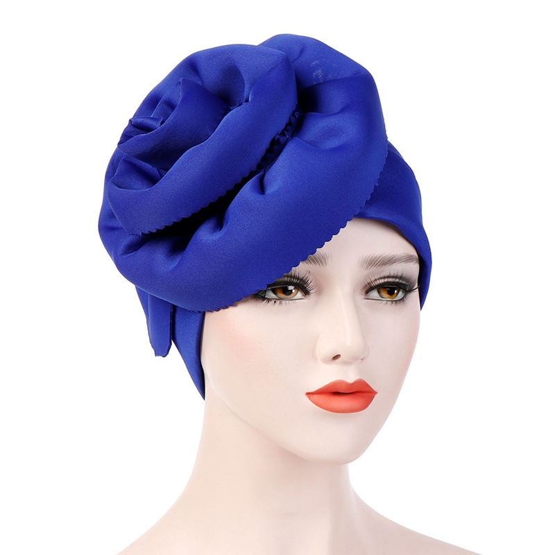 Women Muslim Dress Hijab Hair Accessories Caps Gifts 2019 Luxury Cotton Turban Headwrap
