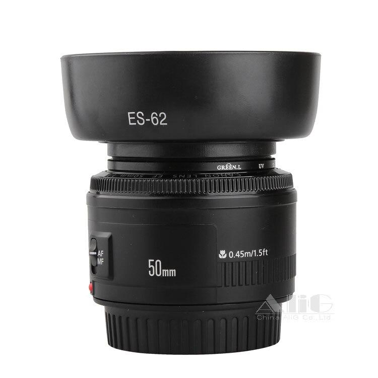 ES-62 Parasol para Canon EF 50mm f//1.8 II