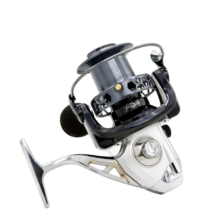 New product Anti seawater SWR8000 10000 type Spinning wheel reel 13BB All metal Gapless Sea fishing Distant wheel-in Fishing Reels from Sports & Entertainment