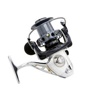 Image 1 - New product Anti seawater SWR8000 10000 type Spinning wheel reel 13BB All metal Gapless Sea fishing Distant wheel
