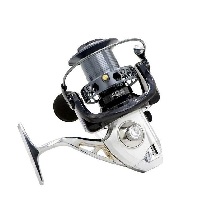 New product Anti seawater SWR8000 10000 type Spinning wheel reel 13BB All metal Gapless Sea fishing Distant wheel