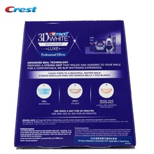 Crest 3D White Whitestrips LUXE Professional Effects Original Oral Hygiene Teeth Whitening