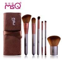 Makeup Brush Kits Professional Cosmetic Set Powder Foundation Eyeshadow Eyeliner Makeup Brushes For Beauty Brown PU