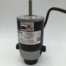 50W Brushed DC Servo motor DCM50202-02D-1000 24V 3500r/min 1.79A 1000 line Incremental Encoder for CNC Router