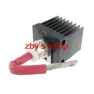 ZP200A 200V-2200V 200A Stud Version Rectifier Diode with Heatsink zp200a 200v 2200v 200a stud version rectifier diode with heatsink