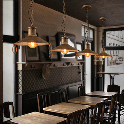 Buy loft industrial style pendant - Cuisine style loft industriel ...