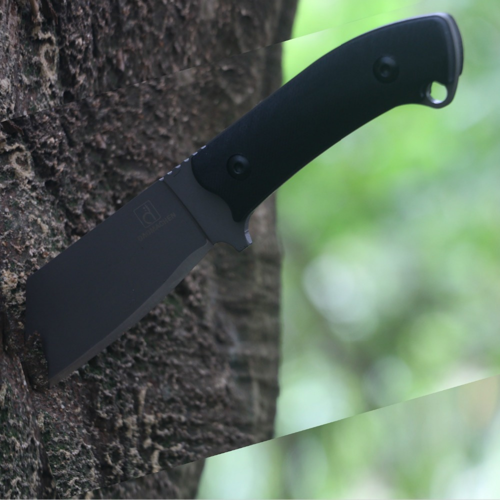 Full Tang New Outdoor Tactical Knife Survival Camping Tools - Utensili manuali - Fotografia 5