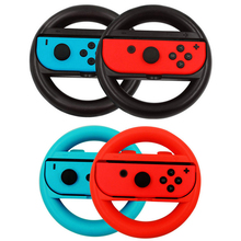 New 2Pcs Left&Right Steering Wheel Controller Handle Holder Grip For Nintendo Switch-Y1QA