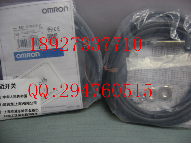[ZOB] 100% brand new original authentic OMRON Omron proximity switch E2E-X1R5E2-Z 2M цена