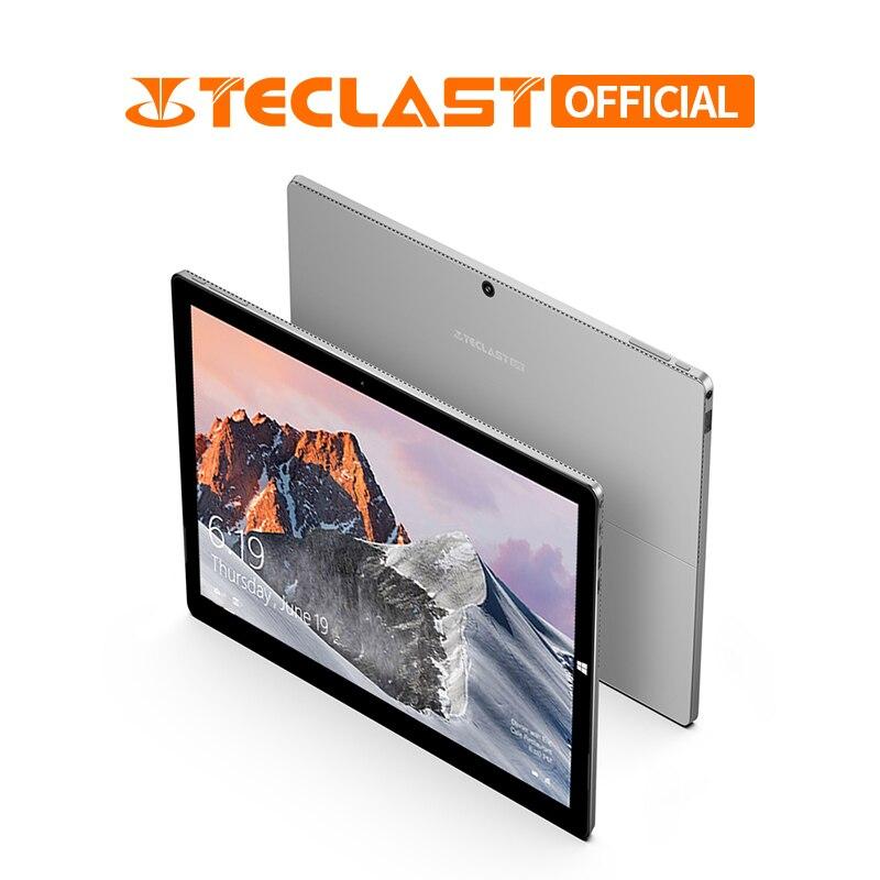 12.6 Inch 1920*2880 Teclast X6 Pro 2 In 1 Tablet PC Intel Core M 8GB RAM 256GB SSD Windows 10 Touch Screen Laptop Dual Wifi