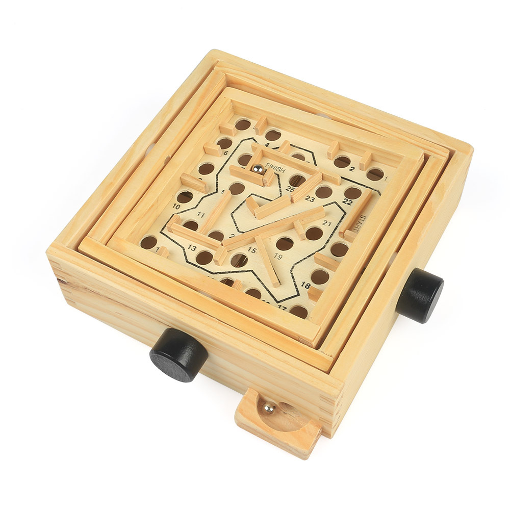 Aliexpress Com Buy Labyrinth Game Wooden Labyrinth