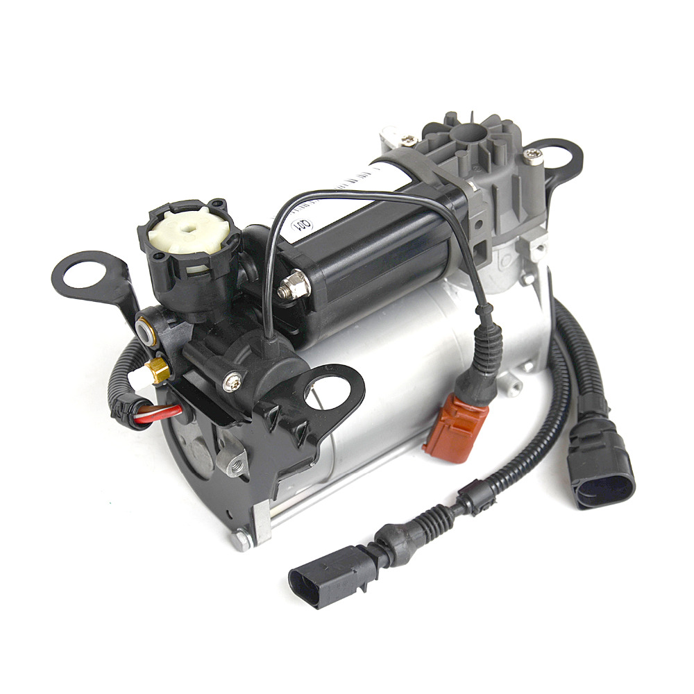 AP01 4E0616007A Fit For <font><b>Audi</b></font> <font><b>A8</b></font> <font><b>D3</b></font> <font><b>4E</b></font> diesel Air Suspension Compressor Pump 4E0616005E image