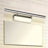 Modern SMD 5050 LED Mirror Front Light 3W 5W 7W 12LED 21LED 30LED Bathroom Wall Lamp