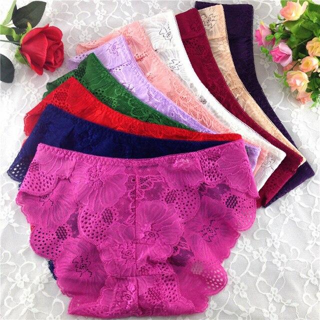 ba471594c Ladies underwear woman panties Victoria fancy lace calcinha renda sexy  panties for women traceless crotch of cotton briefs