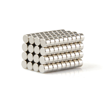 wholesale 200PCS D2 2mm mini cylinder N50 Strong magnetic force rare earth Neodymium magnet diameter 2X2MM in Magnetic Materials from Home Improvement