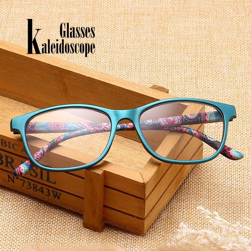 2ea5d6571e Kaleidoscope Glasses New High-definition Resin Reading Glasses Diopter Men Ultralight  Eyewear Women Anti Fatigue