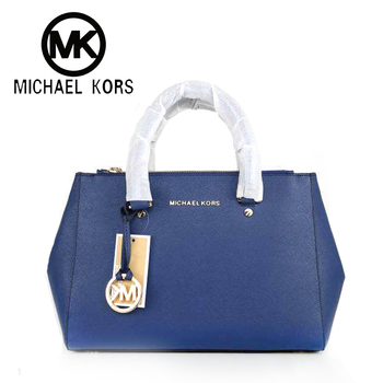 72420f846c6b FSO-Michael kors Official MK Luxury Bags Sexy Women Tote bag Design New  Brand Leather Messenger Bags Nolita Leather Crossbody