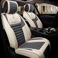5 Cores Ajustável banco capa e tampa frontal do assento de carro cobre 4 estações universal fit saudável almofadas carro frete grátis