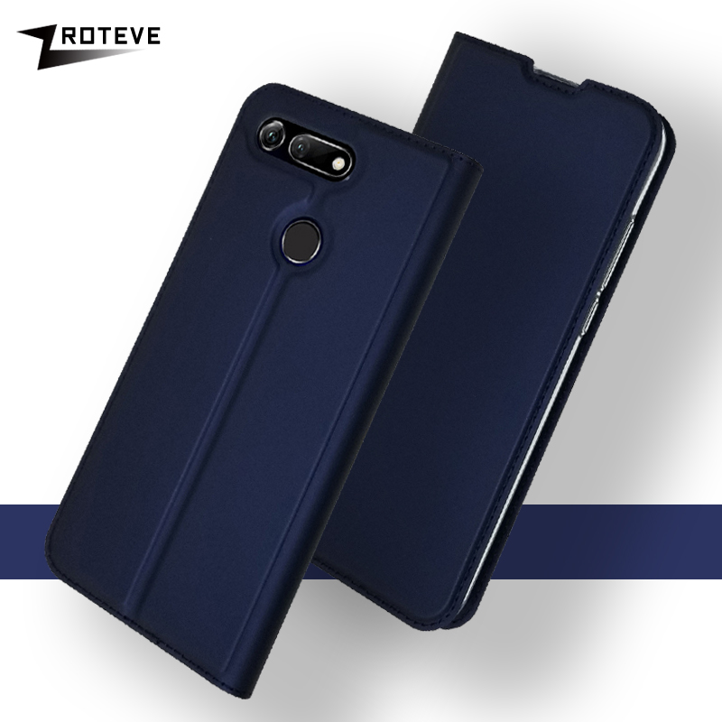 Honor View 20 Case Cover Wallet Coque For Huawei Honor View 10 V10 Case Flip Leather Cover For Huawei Honor V20 Cases