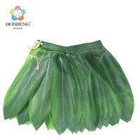 Недавно партия питания Hawaiia трава юбка для взрослых/Юбка для танца \