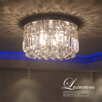 T Crystal LED Ceiling Light Luxury Living Room Balcony Corridor Light Fashin Modern Home Lighting Hot