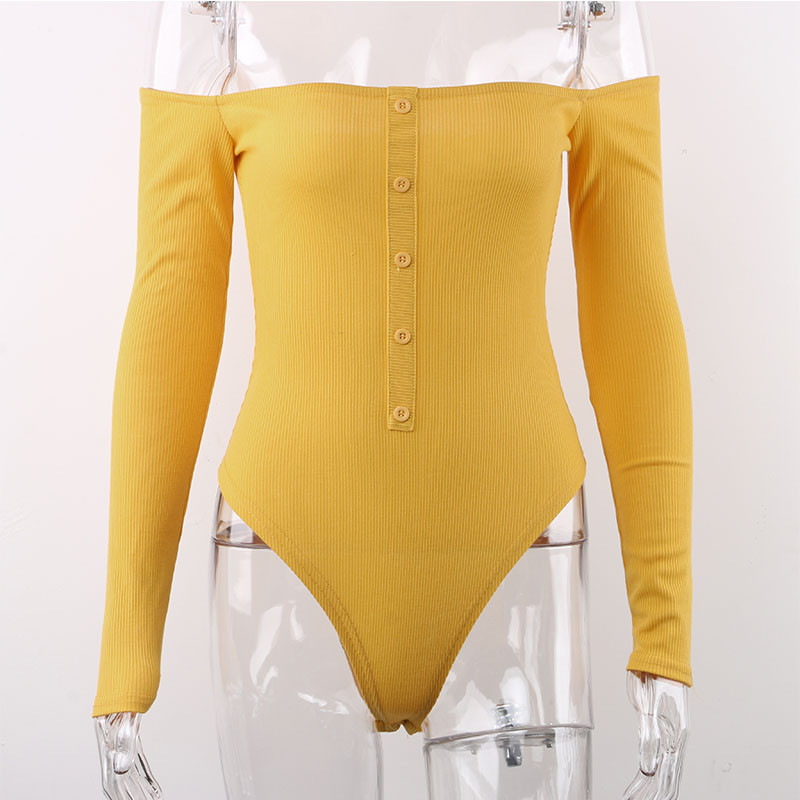 off shoulder bodysuit women07