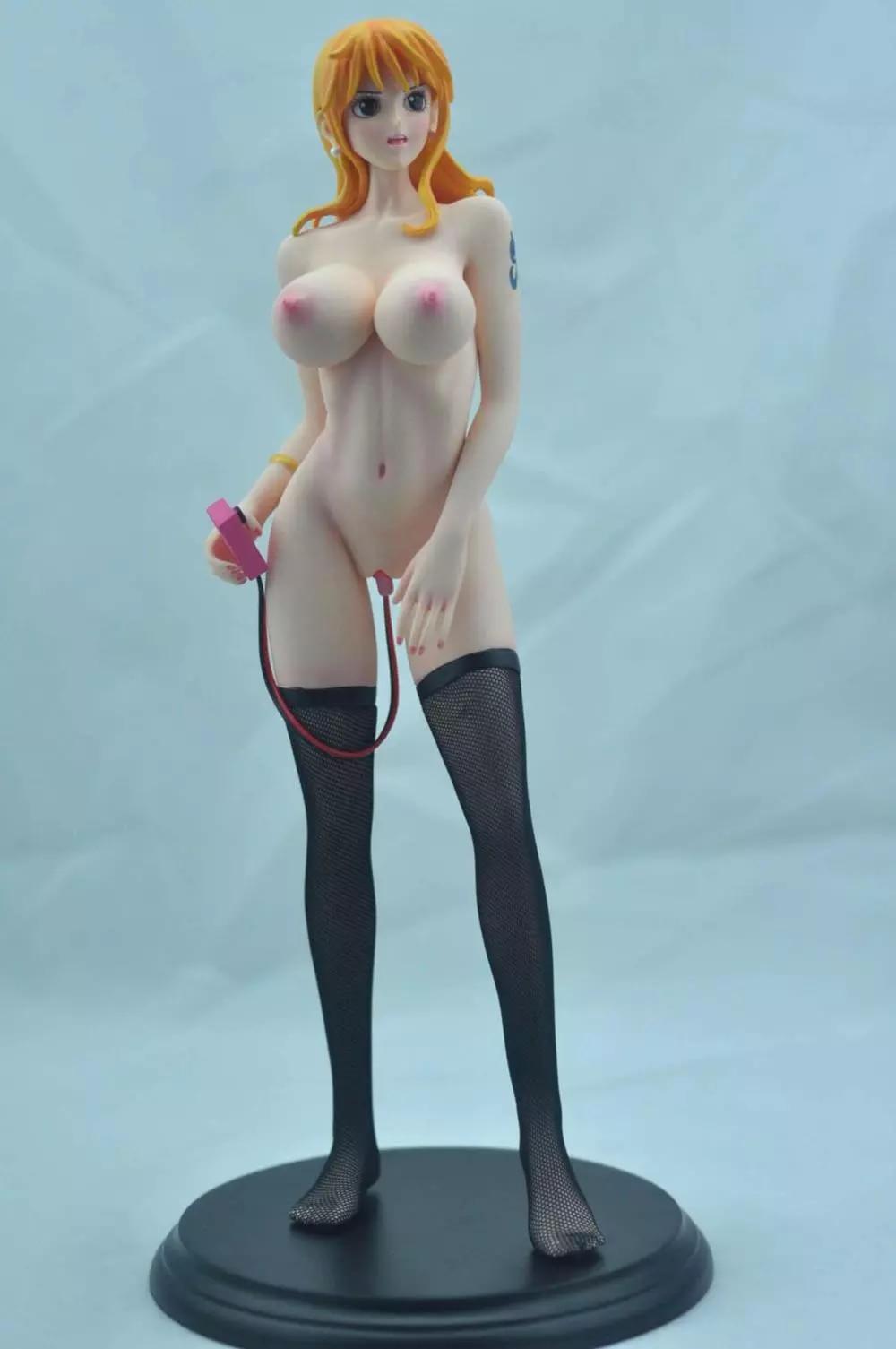 One Piece Nami Nude : piece, Piece, Resin, Figure, Vibrator, Stockings, Adult, Figures, Japanese, Anime, Model, Quality|resin, Material|figure, Sexyresin, AliExpress