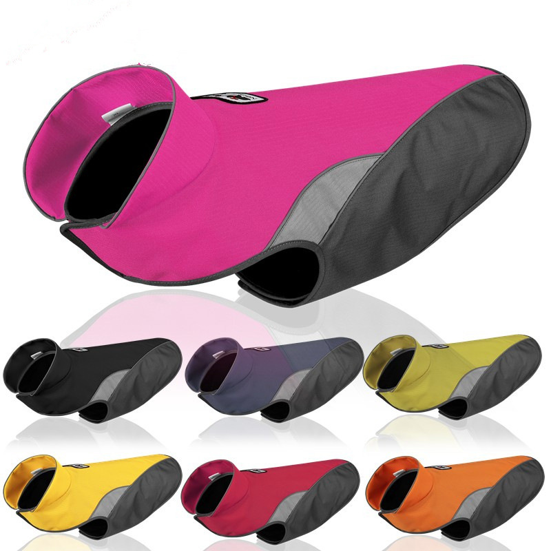 Reflective Pet Dog Clothes Waterproof Dog Coat Winter Pet Jacket Puppy Vest Thickening Warm Outfit Clothing for Big Dogs XS-XXXL
