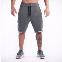 Casual Men Shorts Beach Board Shorts Men Quick Drying Summer Style Solid Polyester New Brand Clothing