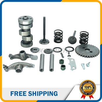Motorcycle Parts  Whole Set Spare Parts Cylinder Head  For Yinxing 150CC 160CC  Horizontal Engine Dirt Pit Bike Motocross GT-118