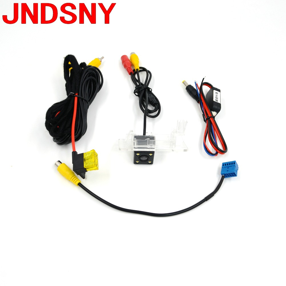JNDSNY RCD330 RCD330 PLUS AV REAR VIEW CAMERA For VW TIGUAN Passat B6 B7 Golf 5