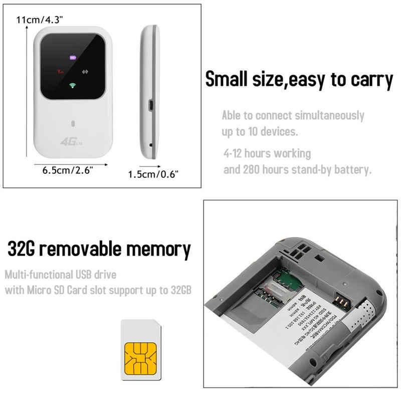 M80 ポータブルホットスポット 4 4g Lte ワイヤレスモバイルルータ無線 Lan モデム 150Mbps 2.4 3g Wifi ボックスデータ端子箱無線 Lan 用携帯