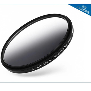 Image 5 - fujing 67mm 72mm 77mm 82mm GND GC GRAY Filter Optical Glass  Graduated Gray Filter for Camera