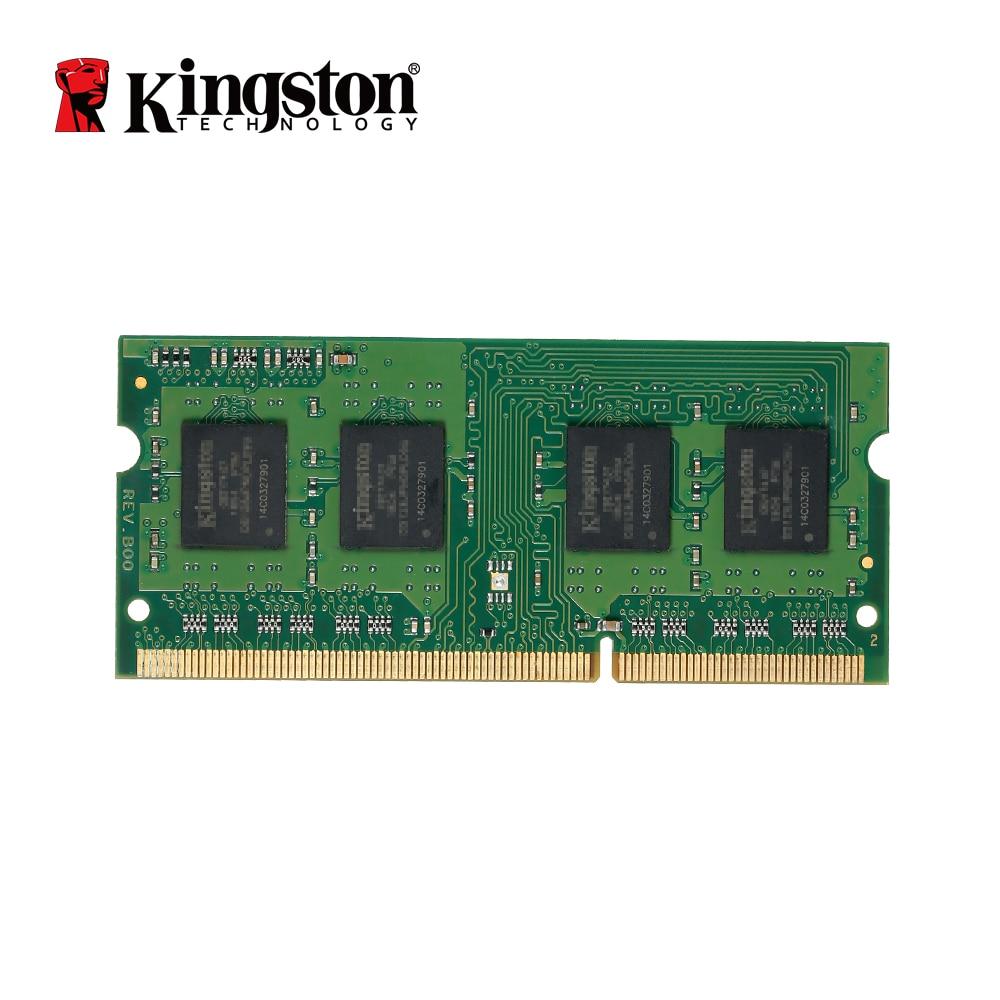 Kingston RAM D'origine 4 gb RAM 1600 mhz 8 gb DDR3 RAM 204 Broches Carte Mère Intel Mémoire Bâton Ram Pour mémoire pour PC Portable PC