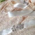TOPQUEEN S207 Handmade Free Shipping Beading Rhinestone Marriage Bridal Sash Wedding Belt Beading Belt Beautiful dress Belt