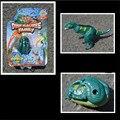 Аниме Динозавров Яйцо Фигурку Игрушки 4-7 см Трещины Расти Яйцо Динозавра Модели Для Детей, новинка Динозавров Детские Игрушки/Brinquedos