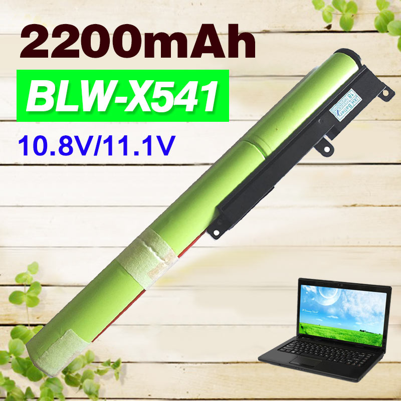 2200mAh 11.1v Laptop Battery For ASUS A31N1601 X541U F541UA X541SC X541UA X541UV R541UV X541SA R541UA R541UJ цена и фото