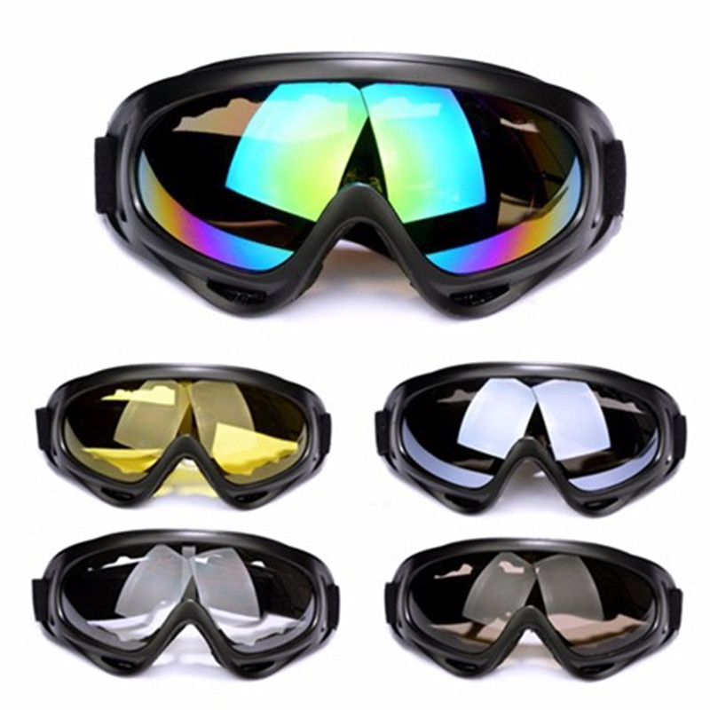 (1pc&5colors) Top Professional Brand CG09 Motocross Goggles ATV Lunette Mask&CS Sport Gafas Racing Motorcycle Glasses