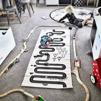 Baby Crawling Play Mat Children Puzzle Pad Kids Rug Gym Soft Floor Game Carpet Toy Eva