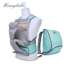 Honeylulu Front Facing Baby Carrier Multifunction Portable Mummy Bag Sling For Newborns Kangaroo For Children Ergoryukzak Hipsit