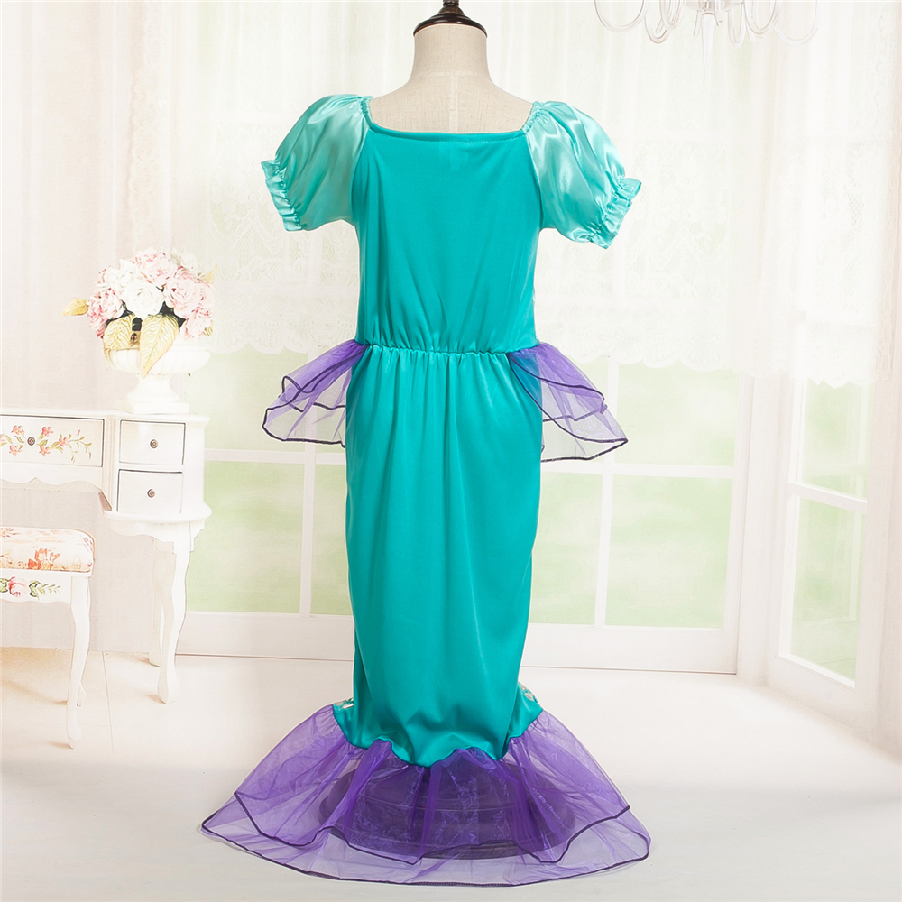 496c3a1eaa8 New Design Elagants Mermaid Dresses for Girls Cospaly Princess Dress Kids  Girls Holiday Dresses Prom Stage Performance Dress Hot-in Dresses from  Mother ...