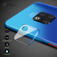 Back Camera Lens Screen Protector Film Tempered Glass For HuaWei Mate 20 P20 Pro Mate20 X Honor 8X 10 9 Lite Play Nova 4 3 3i(China)