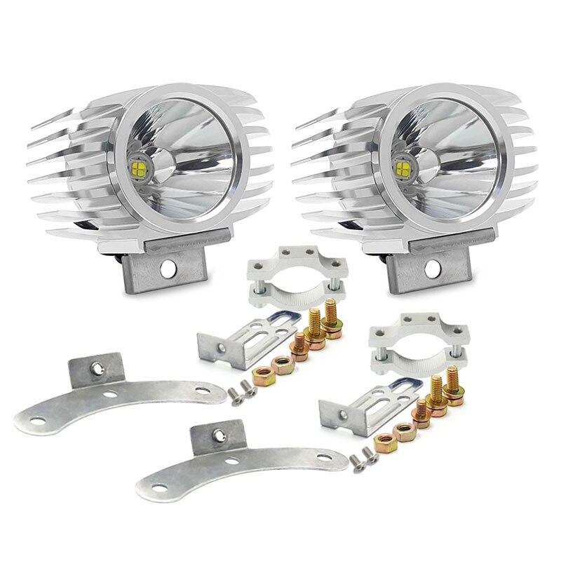 1 Pc LED 42 SMD White Xenon 6000K Headlight Light Bulb Motorcycle H7 Samsung