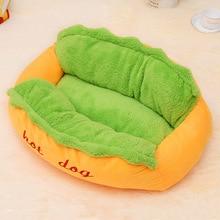 Hot Dog Cute Bed