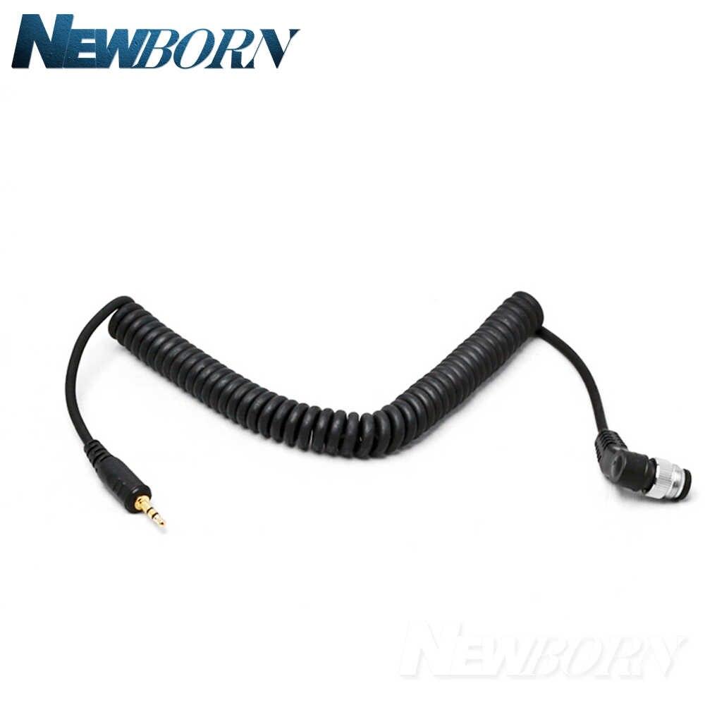 2.5mm-DC0 Shutter Release Cable for Nikon D800E D800 D700 D300S D300 D200 D4