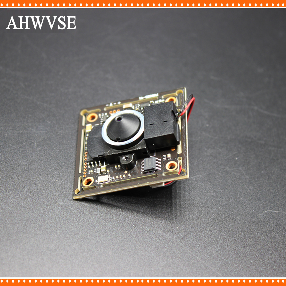 AHWVSE 4pcs/lot New Home Security Camera 1080P AHD Camera module with Wide Angle 3.7 mm lens