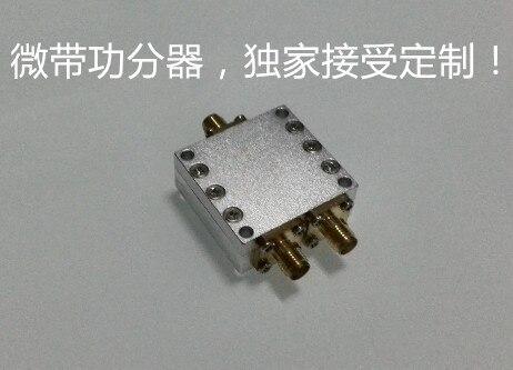 5-1000 M haute fréquence un point deux diviseur de puissance SMA, diviseur, diviseur de puissance de microstrip