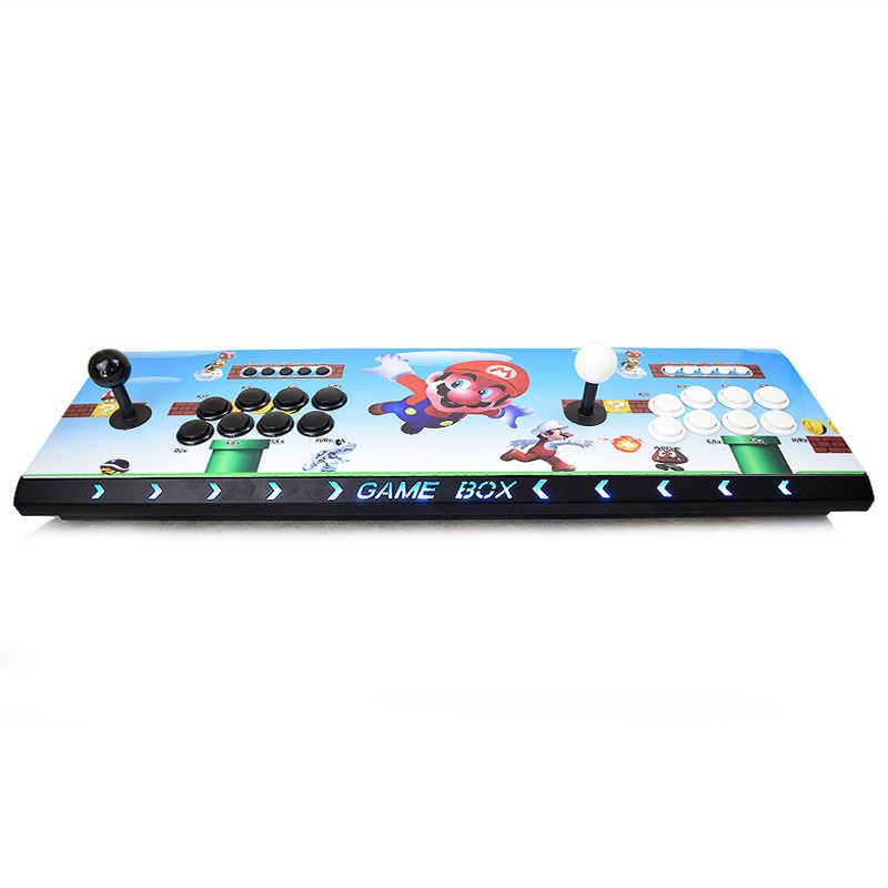 باندورا صندوق 9 1500 في 1 ممر وحدة التحكم 8 أزرار تصميم 2 اللاعبين تحكم لوحة دارات مطبوعة HDMI/VGA إخراج 720P فيديو آلة