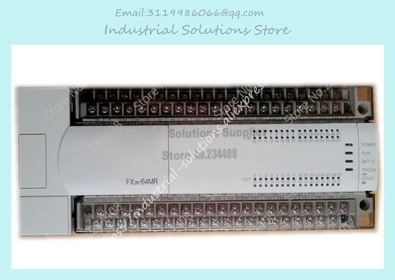 PLC Programmable Logic Controller FX2N-64MT-001 new fx2n 8er plc