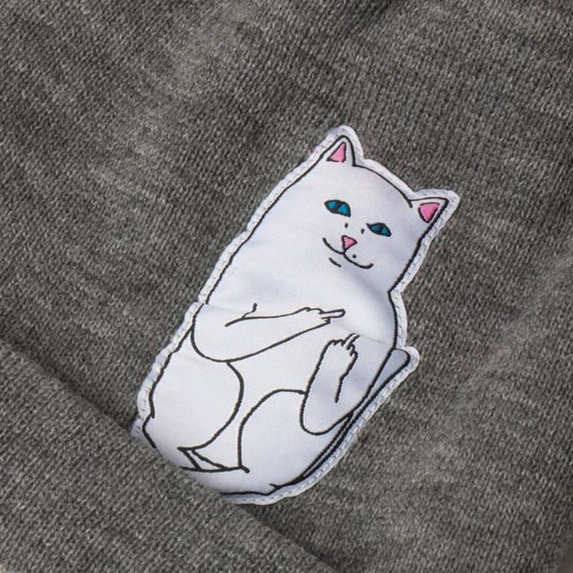 Finger Cat Beanie